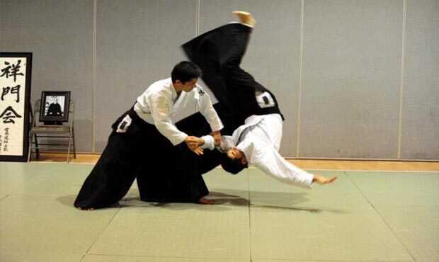 You are currently viewing ศิลปะการออกกำลังกายญี่ปุ่น ไอคิโด